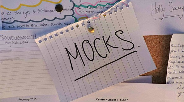 Guest Blog: Welcome to Mock Exam Season