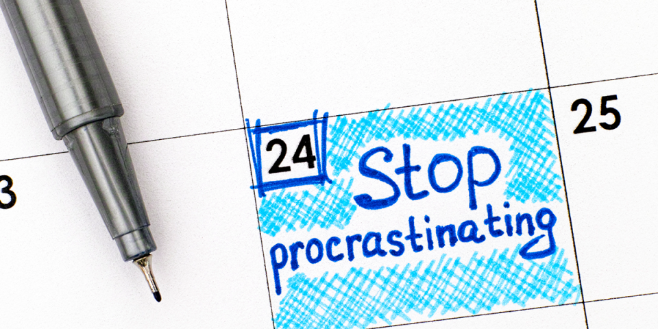 ADHD and Procrastination: What's the connection?