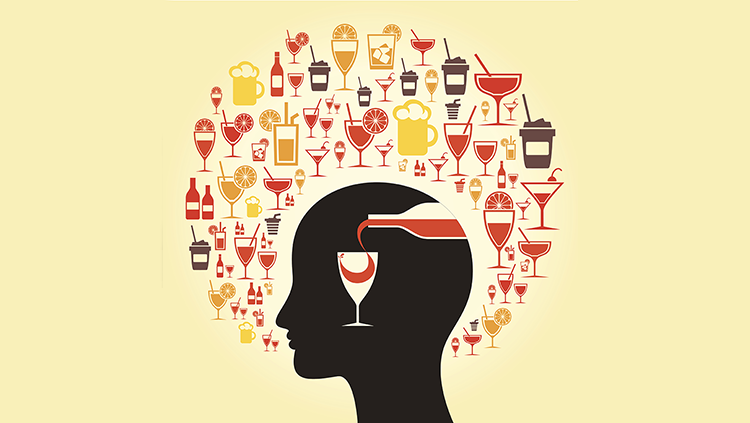 What effect does alcohol have on my executive functions, sleep and mood?