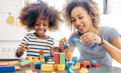 Learning through play will boost your child's executive function development